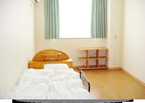 レインボー21の寝室です。